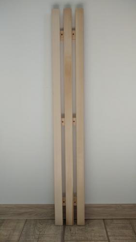 Spatar banci sauna din lemn de tei 75 cm - Jucarii exterior - Piscine