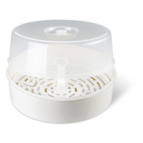 Sterilizator Pentru Microunde Vapostar Reer 32951 - Hrana bebelusi - Sterilizator biberon