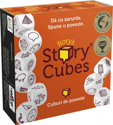 Story Cubes - Jocuri pentru copii - Jocuri societate