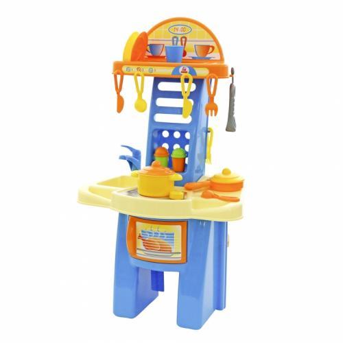 Super bucatarie cu accesorii - Palau - Jucarii copilasi -