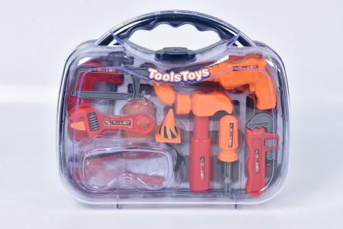 Super trusa de unelte in gentuta - Jucarii copilasi - Toys creative