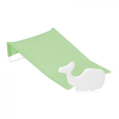 Suport antialunecare pentru imbaiere - burete baie inclus - green - Igiena ingrijire - Cadita bebe