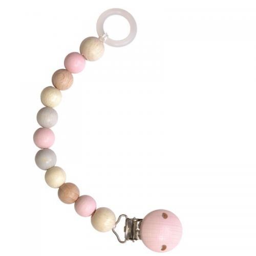 Suport roz pentru suzeta - egmont toys - Jucarii bebelusi -