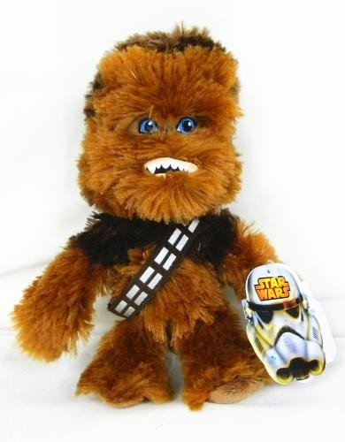 SW Classic Plus Chewbacca 17 cm - Jucarii copilasi - Jucarii din plus