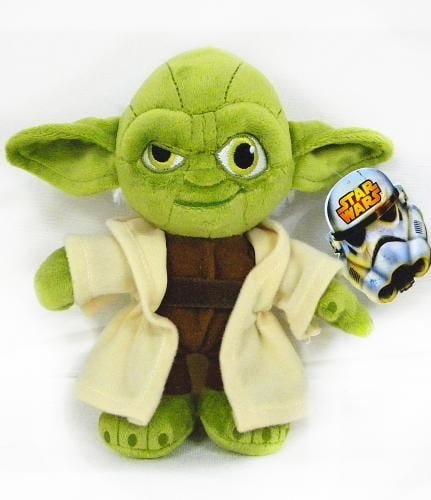 SW Classic Plus Yoda 17 cm - Jucarii copilasi - Jucarii din plus
