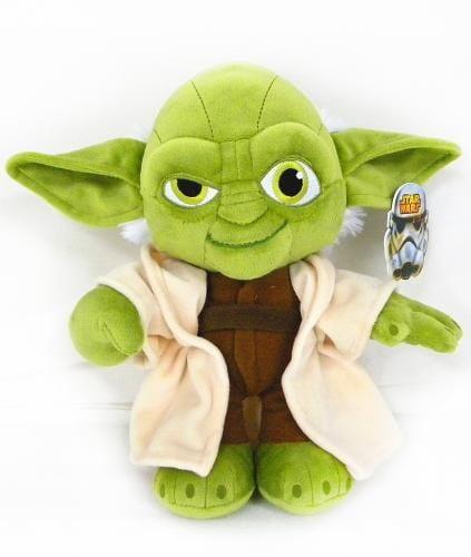 SW Classic Plus Yoda 25 cm - Jucarii copilasi - Jucarii din plus