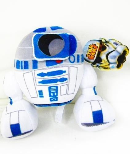 SW Plus Classic R2-D2 17 cm - Jucarii copilasi - Jucarii din plus