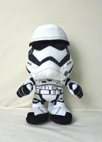 SW Plus Villain Trooper White 25 cm - Jucarii copilasi - Jucarii din plus