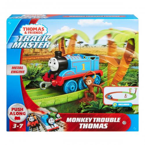 Thomas set de joaca aventuri cu maimutica - Jucarii copilasi - Avioane jucarie