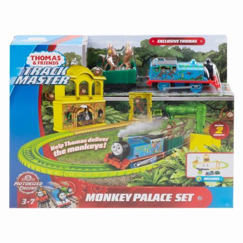 Thomas set locomotiva si sina - Jucarii copilasi - Avioane jucarie