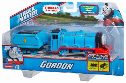 Thomas trackmaster locomotiva gordon cu vagon - Jucarii copilasi - Avioane jucarie