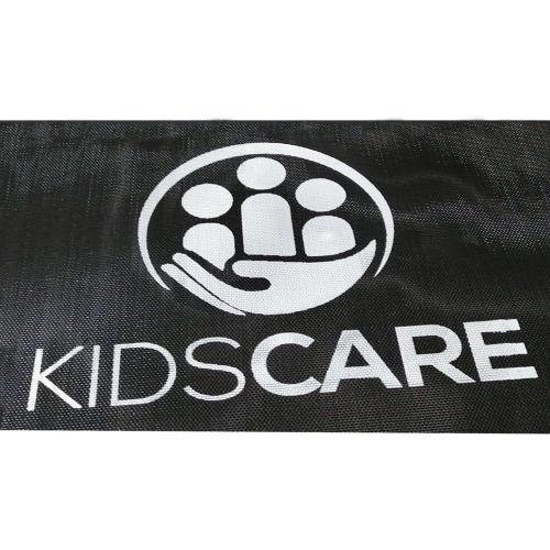 Trambulina KidsCare - cu scara si plasa de protectie - 244 cm - Jucarii exterior - Trambuline
