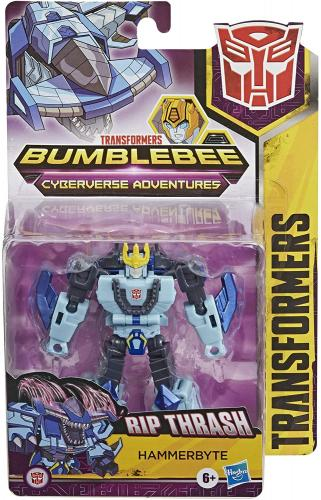 Transformers cyberverse robot decepticon hammerbyte - Jucarii copilasi - Figurine pop