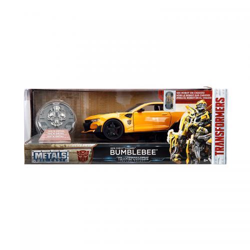 Transformers macheta chevy camaro 20cm - Jucarii copilasi - Avioane jucarie