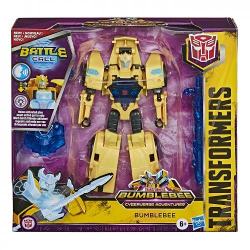 Transformers robot bumblebee battle call trooper - Jucarii copilasi - Figurine pop