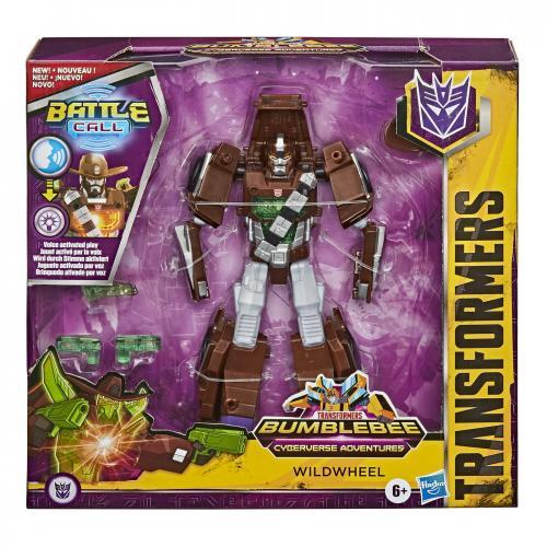 Transformers robot decepticon wildwheel battle call trooper - Jucarii copilasi - Figurine pop