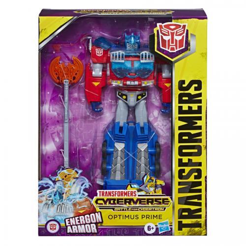 Transformers ultimate conversie rapida optimus prime - Jucarii copilasi - Figurine pop