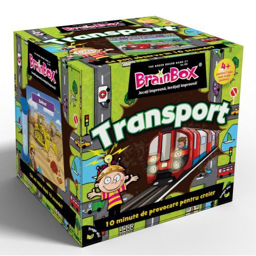 Transport – BrainBox - Jucarii copilasi - Jucarii logica