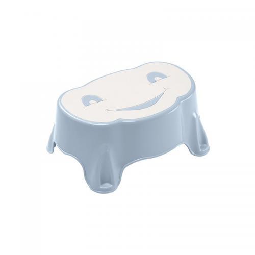 Treapta inaltatoare pentru baie Babystep Thermobaby BABY BLUE - Igiena ingrijire - Olita bebe