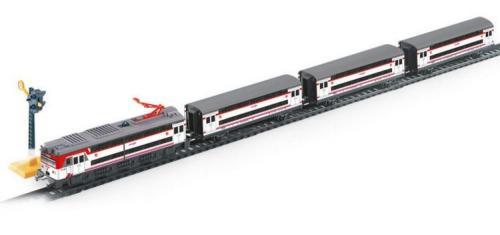Trenulet Electric Cercanias Renfe 451 Pequetren - Jucarii copilasi - Avioane jucarie