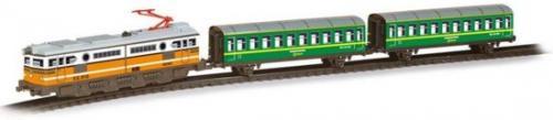 Trenulet Electric Clasic Pequetren - Jucarii copilasi - Avioane jucarie