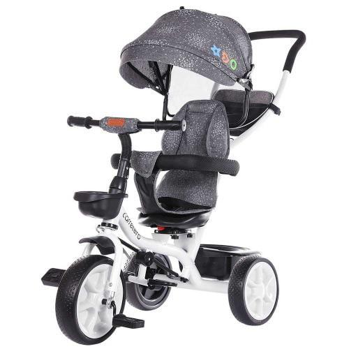Tricicleta Chipolino Carretera graphite - Plimbare bebe - Triciclete copii