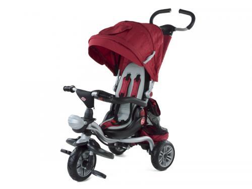 Tricicleta Copii Mykids Goride Chic 2 Red - Plimbare bebe - Triciclete copii