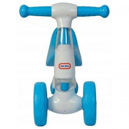 Tricicleta fara pedale 3468 ecotoys - albastru - Plimbare bebe - Triciclete copii