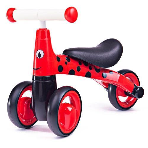 Tricicleta fara pedale - Buburuza - Plimbare bebe - Triciclete copii