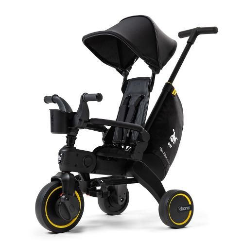 Tricicleta Liki Trike Midnight Editie limitata - Plimbare bebe - Triciclete copii
