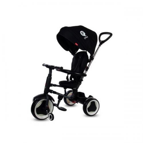 Tricicleta pliabila sun baby 013 qplay rito - black - Plimbare bebe - Triciclete copii