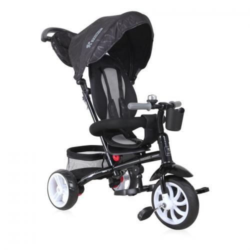 Tricicleta rocket - black - Plimbare bebe - Triciclete copii