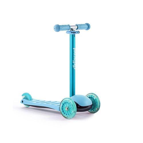 Trotineta premium Didiscoot - Bleu - Plimbare bebe - Trotineta
