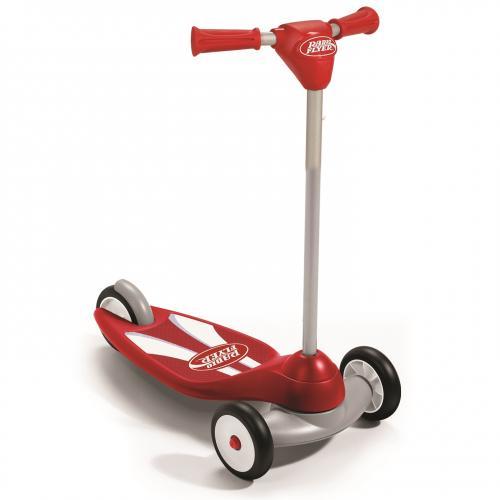 Trotineta radio flyer my 1st scooter sport red - 3-5 ani - Plimbare bebe - Trotineta