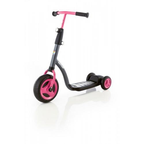 Trotineta scooter girl - Plimbare bebe - Trotineta