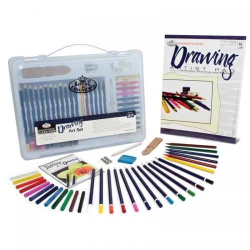 Trusa de desen - Rechizite - Pictura si desen