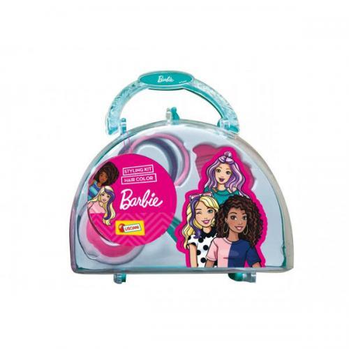 Trusa pentru coafat Barbie - Jucarii copilasi - Arta indemanare
