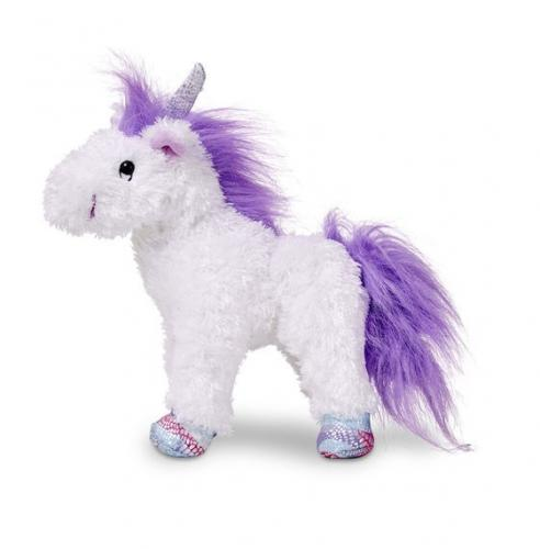 Unicorn din plus Misty Melissa and Doug - Jucarii copilasi - Jucarii din plus