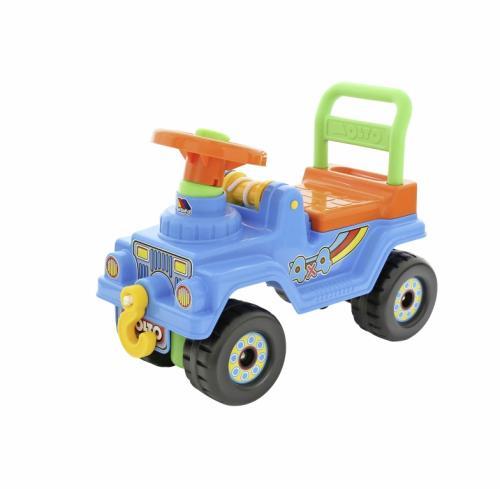 Vehicul Jeep 4 x 4 - Molto - Plimbare bebe - Masinute fara pedale