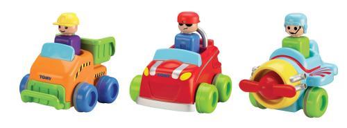 Vehicule push and go - div modele - Jucarii copilasi - Avioane jucarie