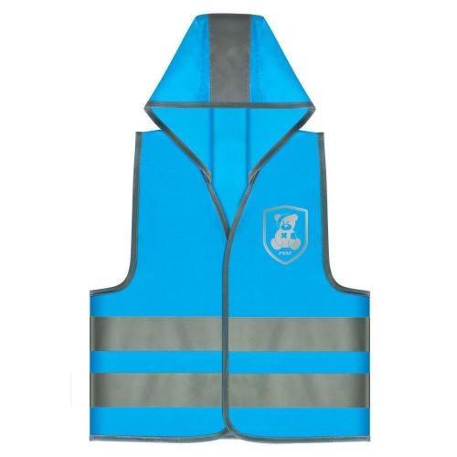 Vesta de siguranta MyBuddyGuard Dinozaur albastru REER 53012 - Accesorii auto -