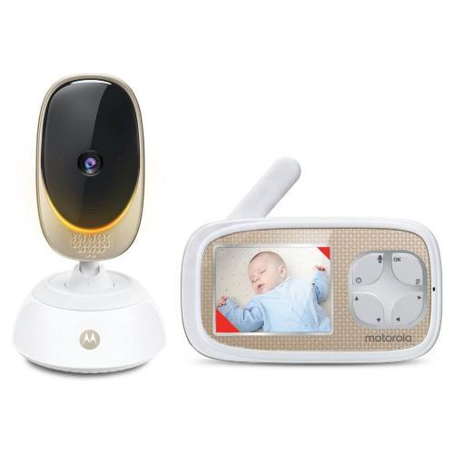 Video Monitor Digital + Wi-Fi Motorola Comfort45 Connect - Camera bebelusului - Monitoare