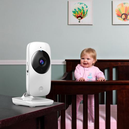 Videofon digital MBP482 - Camera bebelusului - Monitoare