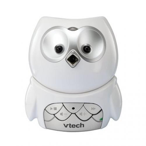 Videointerfon digital bidirectional Vtech 4 -3 inch BM4300 - include melodii si termometru - Camera bebelusului - Monitoare
