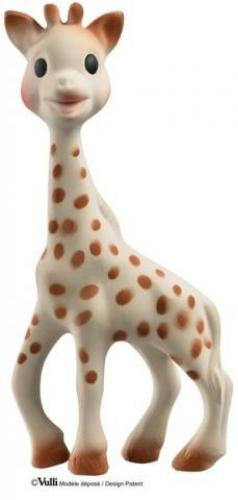 Vulli Girafa Sophie in cutie cadou Il etait une fois - Jucarii bebelusi -