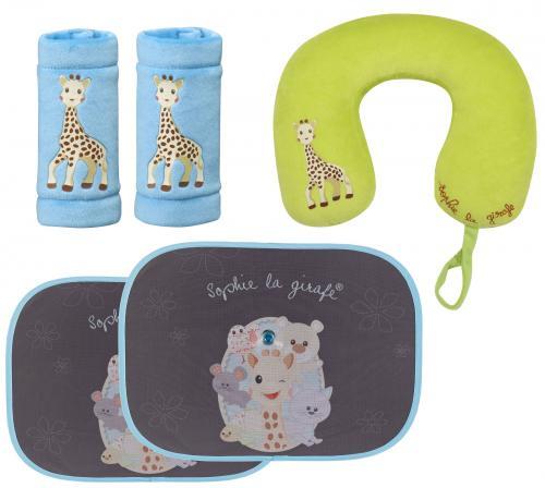 Vulli Set Calatorie Girafa Sophie - Accesorii auto -