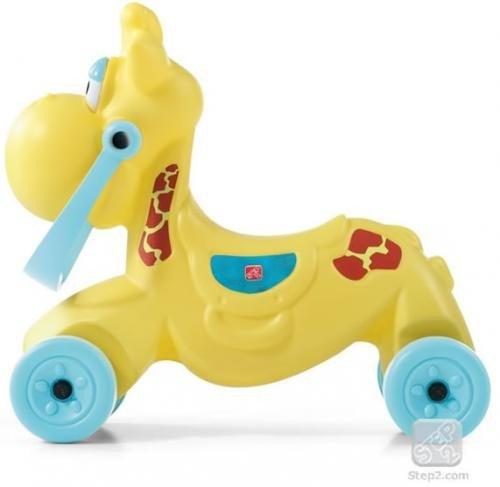 Wild Side Giraffe - Plimbare bebe - Masinute fara pedale