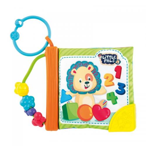 Winfun - Carticica senzoriala Little Pals - Carti  -