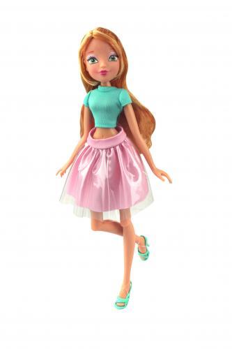 Winx Zane My Fairy - Flora - Papusi ieftine -