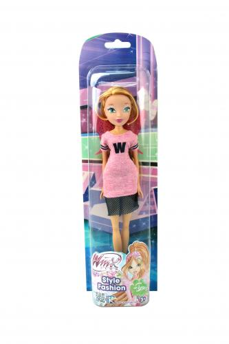 Winx Zane Style Fashion - Flora - Papusi ieftine -